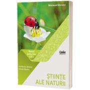 Stiinte ale naturii. Manual pentru clasa a III-a, Octavian Mândruţ, CORINT