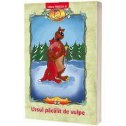 Ursul pacalit de vulpe. Carte de colorat, Ionel Nedelcu, PARALELA 45