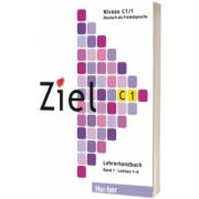 Ziel C1. Band 1. Lektion 1-6 Lehrerhandbuch, Gabriele Schweller, HUEBER