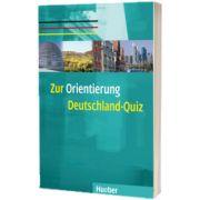 Zur Orientierung Deutschland-Quiz. Kopiervorlagen, Ulrich Remanofsky, HUEBER