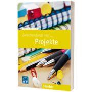 Zwischendurch mal... Projekte Kopiervorlagen A1-B1, Marion Hetzel, HUEBER