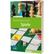 Zwischendurch mal... Spiele Kopiervorlagen A1-B1, Valeska Hagner, HUEBER
