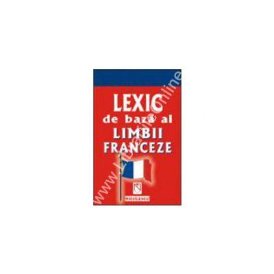 Lexicul de baza al limbii franceze