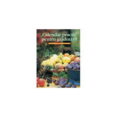 Calendar practic pentru grădinărit