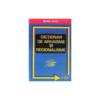 Dictionar de Termeni Istorici si Arhaisme