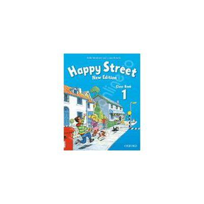 Happy Street 1 Class Book