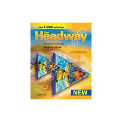 New Headway Pre-Intermediate (4th Edition) Students Book