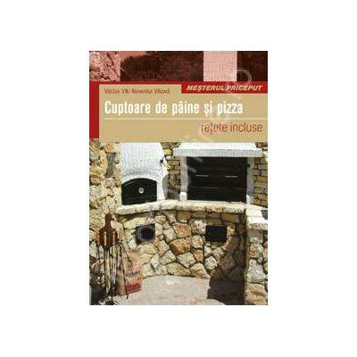 Cuptoare de paine si pizza cu retete incluse