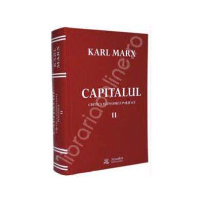 Capitalul. Critica economiei politice. Volumul II