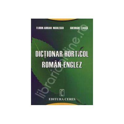 Dictionar horticol roman-englez