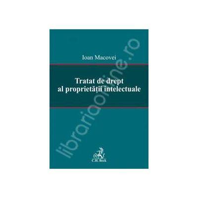 Tratat de drept al proprietatii intelectuale