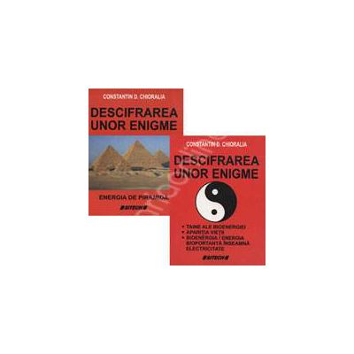 Descifrarea unor enigme (2 volume). Editia a IX-a