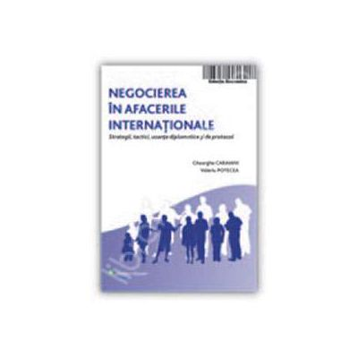 Negocierea in afacerile internationale