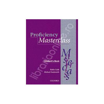 Proficiency Masterclass Teachers Book (New Edition Advanced)