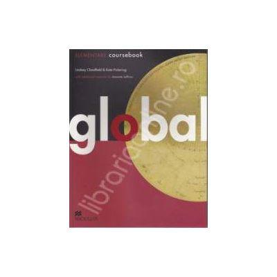 Global. Elementary Coursebook