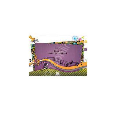 Caiet de muzica pentru clasa a II-a (Emi 2)