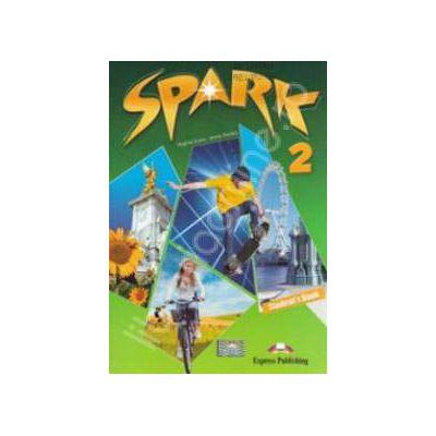 Curs pentru limba engleza (L2). SPARK 2 Monstertrackers. Manual pentru clasa a VI-a (Student s Book)