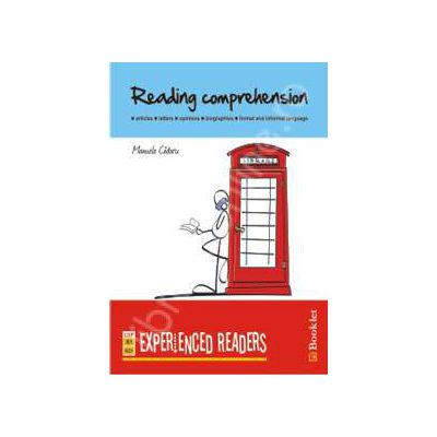 Reading comprehension - experienced readers (nivelurile A2-B1 din CECRL)