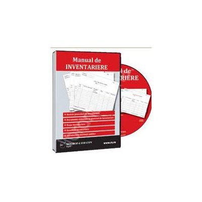 CD - Manual de Inventariere