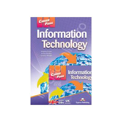 Career Paths. Information Technology with audio CDs (UK version)
