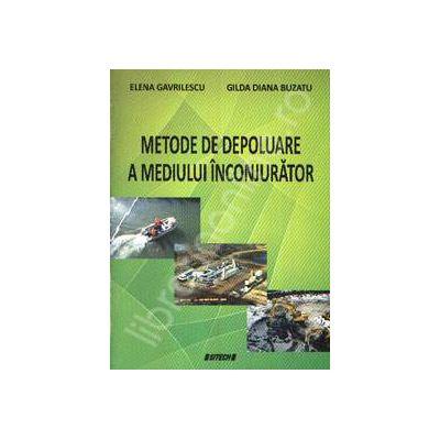 Metode de depoluare a mediului inconjurator