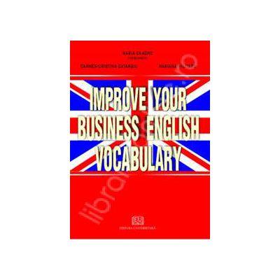 Improve your business english vocabulary