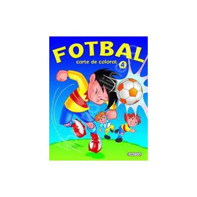 Fotbal - carte de colorat (4)
