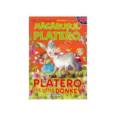 Magarusul Platero - Povesti bilingve (romana-engleza)