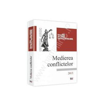 Medierea conflictelor