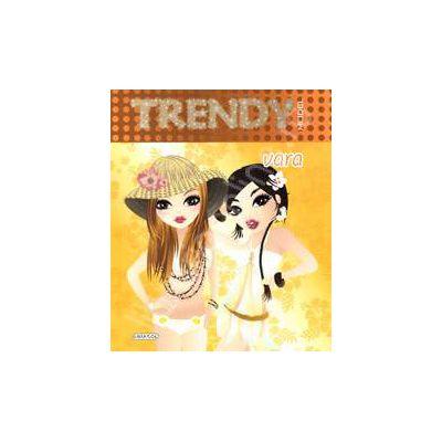 Album Trendy pentru fete - Vara