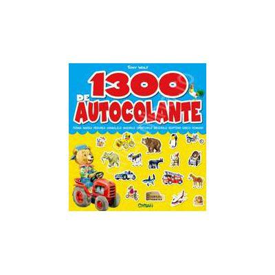 1300 de autocolante. Ferma, Marea, Padurea, Animalele, Masinile, Sporturile, Meseriile, Egiptenii, Grecii, Romani