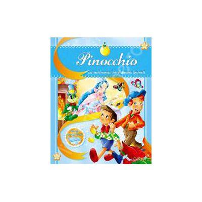 Pinocchio. Cele mai frumoase povesti din toate timpurile