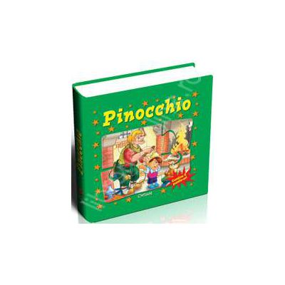 Pinocchio. Povestile mele... din bucatele! (6 puzzle)