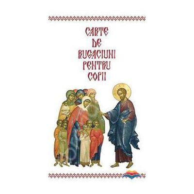Carte de rugaciuni pentru copii ( Sophia )