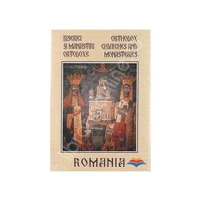 Biserici si manastiri ortodoxe din Romania (album)