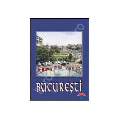 Bucuresti. Album in limbile romana, franceza, engleza, germana