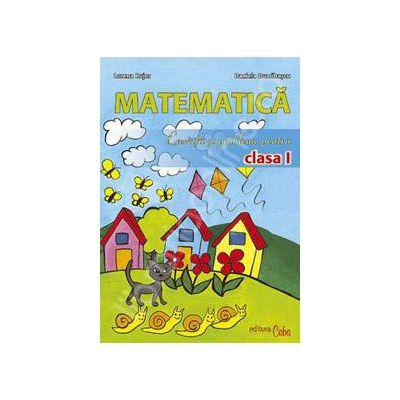 Matematica. Exercitii si probleme pentru clasa I