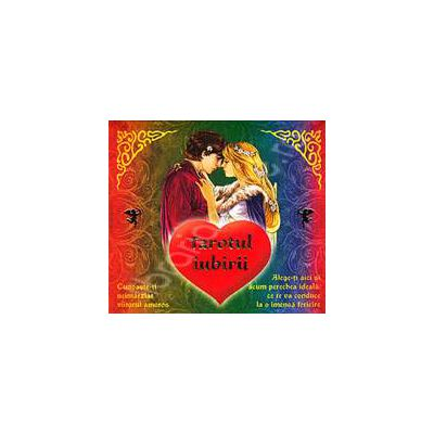 Tarotul iubirii - Cunoaste-ti neintarziat viitorul amoros. Contine 22 de lamele + brosura