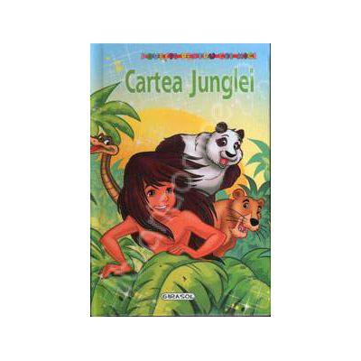 Cartea Junglei. Povesti pentru cei mici