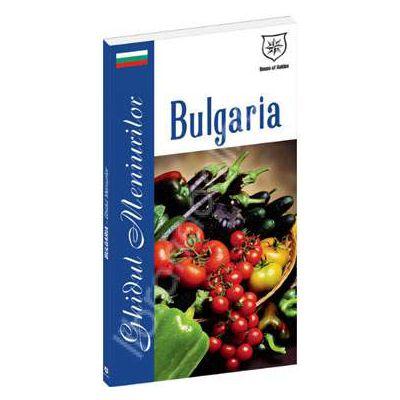 Ghidul meniurilor. Bulgaria