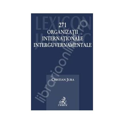 271 de organizatii internationale interguvernamentale