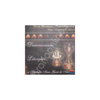 Dumnezeiasca Liturghie. CD audio