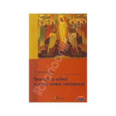 Dumnezeu si sufletul in poezia romana contemporana