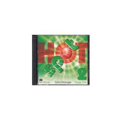 Hot Spot 2 Class Audio CDs (Contine 2 cd-uri)