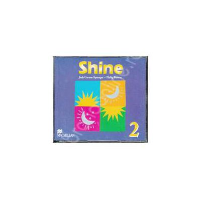 Shine 2, B1 - Class Audio CD (Contine 3 cd-uri)
