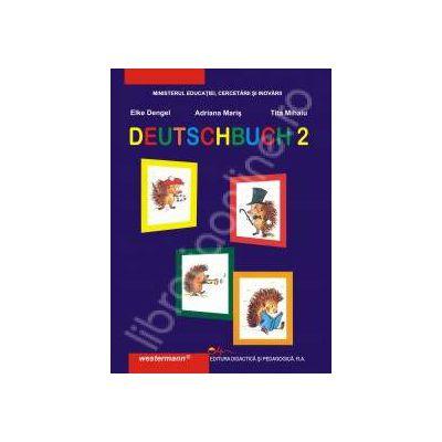 Limba germana deutschbuch 2, manual pentru clasa a II-a (limba materna)