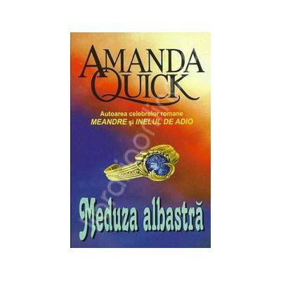 Meduza albastra (Quick, Amanda)