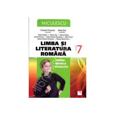 Limba si literatura romana. Auxiliar pentru clasa a VII-a (Editie revizuita si imbunatatita)