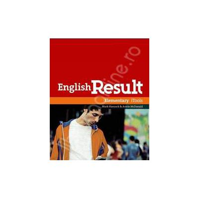 English Result Elementary iTools