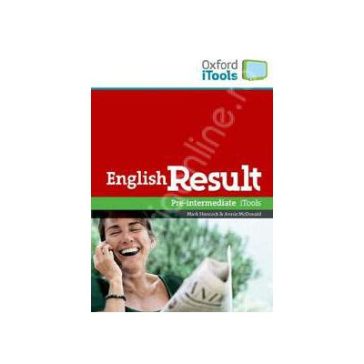 English Result Pre-Intermediate iTools